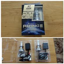 C3Sphere Light LEDヘッドライト RIZING2の全体画像