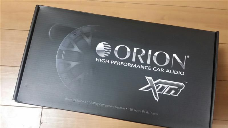 ORION / MD AUDIO ENGINEERING XTR62   6.5  2way