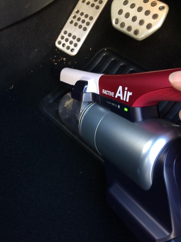 SHARP RACTIV AIR コードレスクリーナー