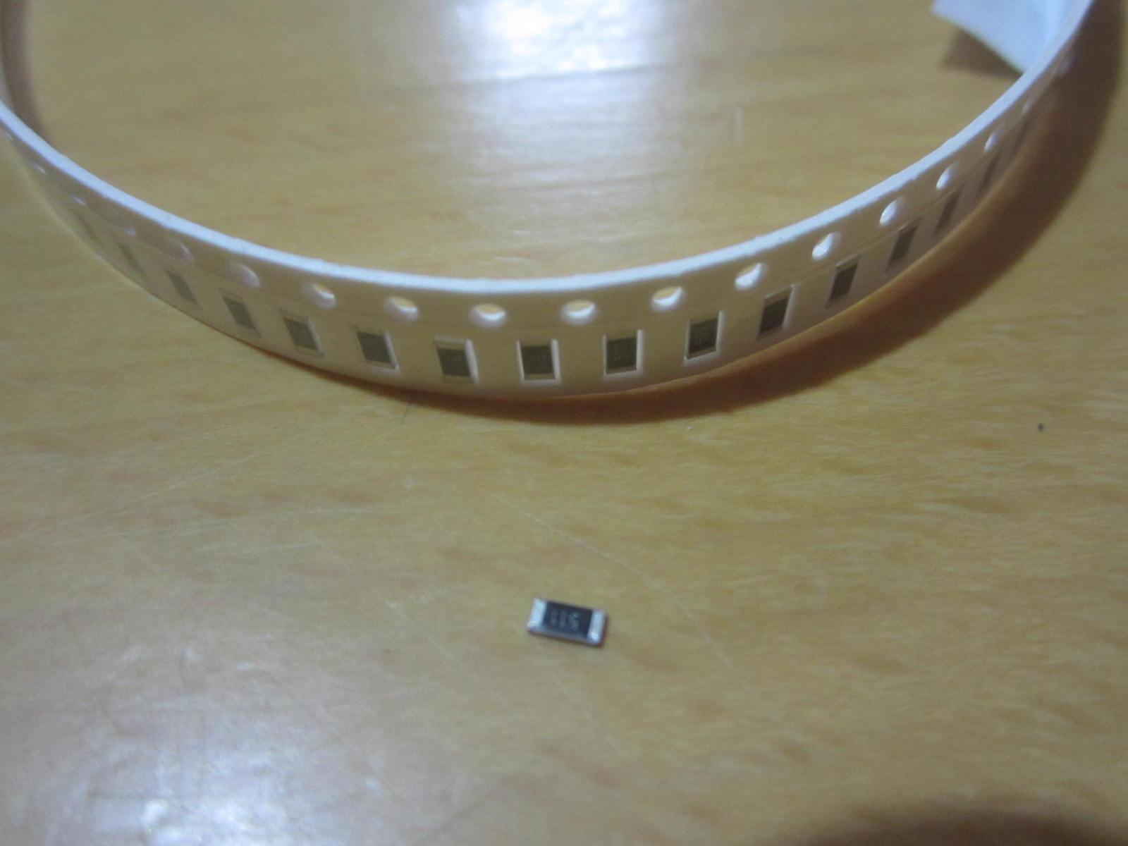 Techno Parts チップ抵抗 1/4W【510Ω】