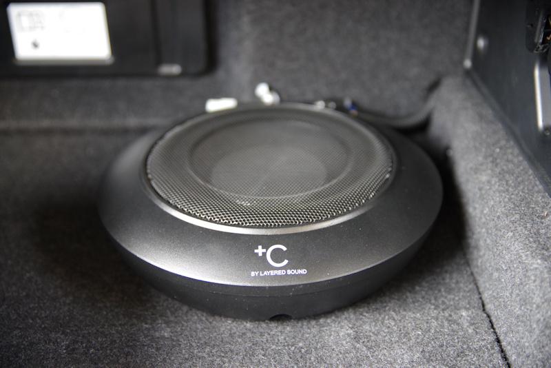 LAYERED SOUND +Cチューンナップウーファー ポピュラーエディション(+CS-650R-1)