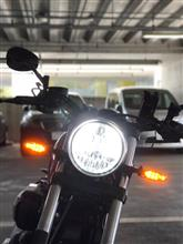 BOLT RスペックDAYTONA(バイク)  LEDヘッドランプバルブ フォース・レイ (H4 Hi/Low) 94282の全体画像
