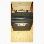 SUPER NATTO AGMバッテリー 65958-04S
