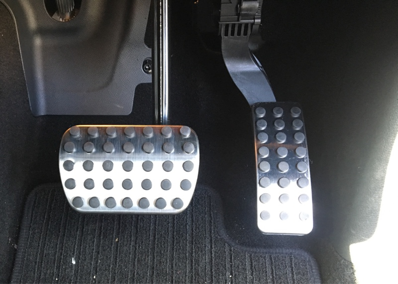aliexpress Accelerator Brake Pedal Pad For Mercedes Benz AMG A