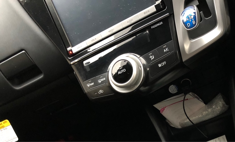 北米トヨタ純正 エアコンスイッチ