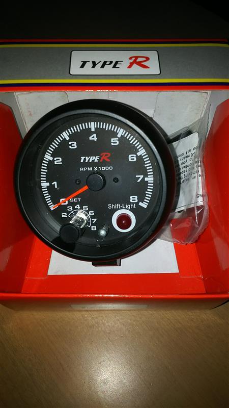 中華製 ELECTRICAL TACHOMETER GAUGE /AUTO GAUGE