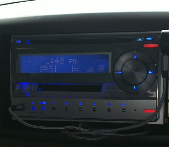 PIONEER / carrozzeria FH-P530MD-S