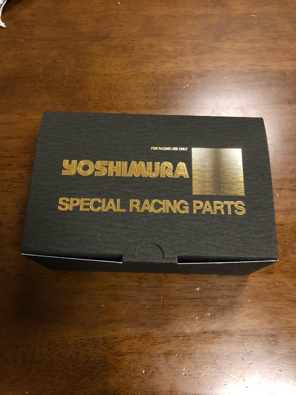 ヨシムラ ヨシムラスロットルセット 650mm