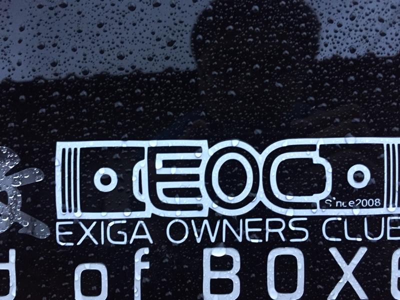オリジナル EOCステッカー