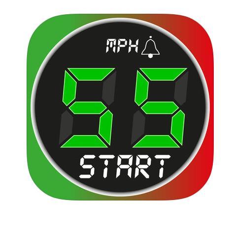 App Store スピードメーター55