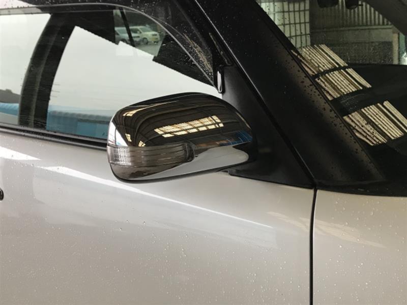 トヨタ メッキドアミラーカバー