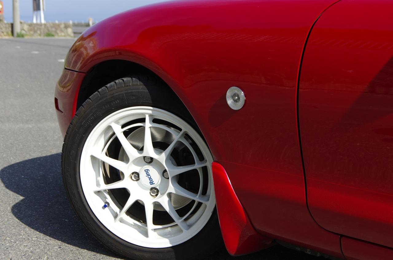 I.L. Motorsport クリアサイドマーカー/クリアサイドウィンカー