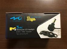 GIXXER_SF3AC Motorcycle Headlightの単体画像
