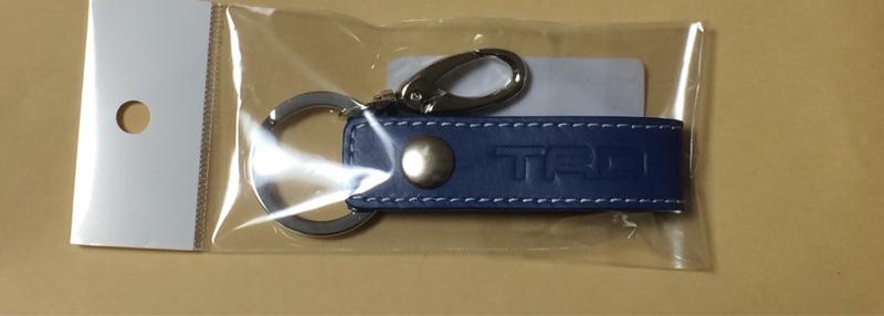TRD / トヨタテクノクラフト カラビナキーリング