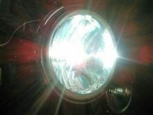 バルカン400ドリフターSphere Light LEDヘッドライトバルブ RIZINGⅡ 4500Kの全体画像