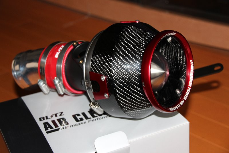BLITZ CARBON POWER AIR CLEANER