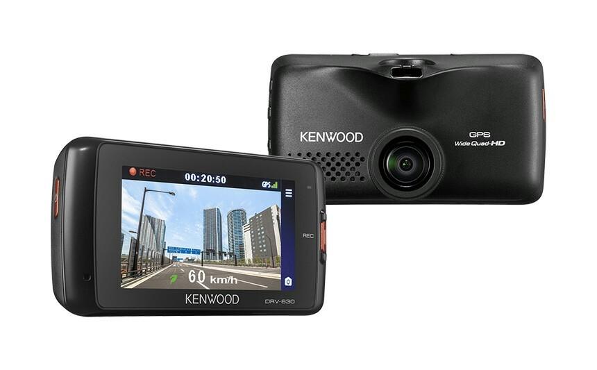 KENWOOD DRV-630