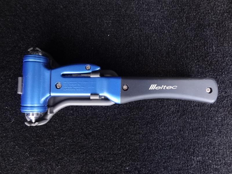 Meltec / 大自工業 レスキューハンマー / FT-16