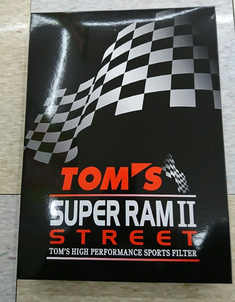 TOM'S スーパーラムⅡ