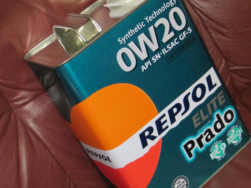 REPSOL ELITE Prado 0W-20