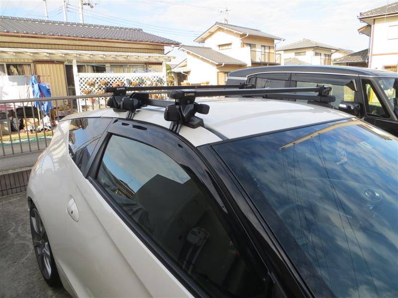 CAR MATE / カーメイト inno INSU-K5&INJK