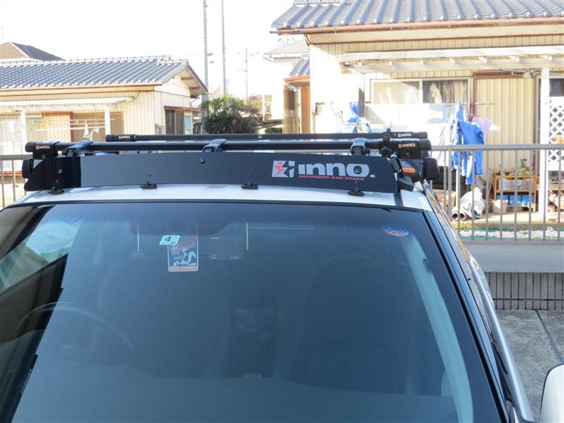 CAR MATE / カーメイト inno INNO フェアリング Mサイズ / IN266