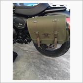 デグナー ミリタリーサイドバッグ