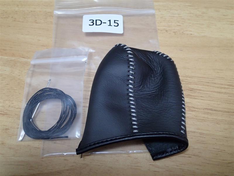 トリコローレエクスチェンジ 3D-15 DIYシフトノブ本革巻き替えキット