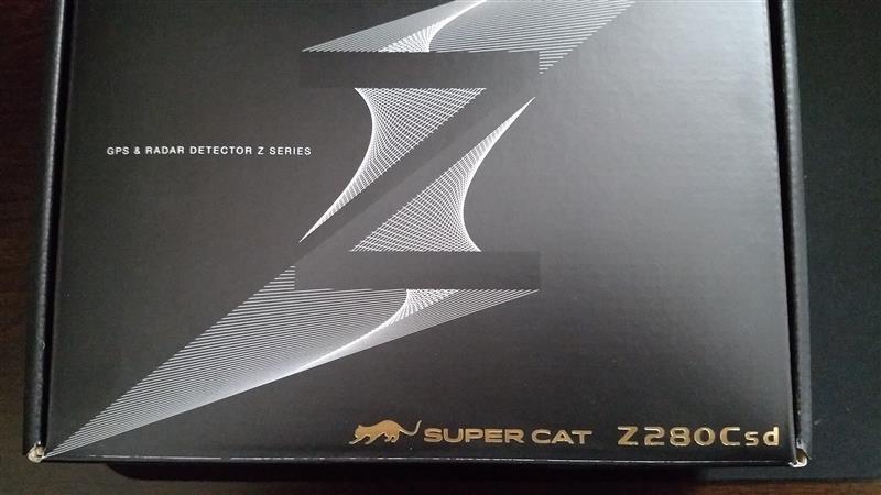 YUPITERU SUPER CAT Z280Csd