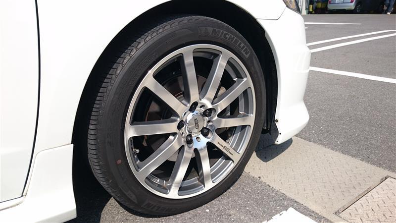 MUGEN / 無限 Aluminum Wheel NR 18インチ 7.5J