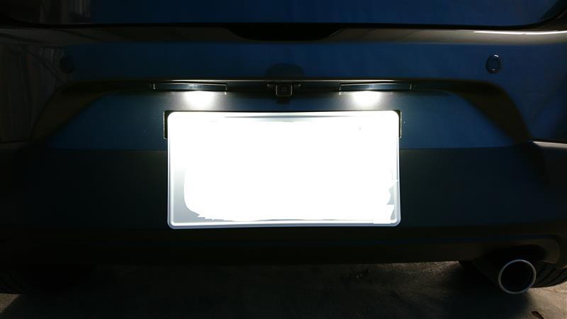 e-auto fun Cree T10/T16 LED 20w 6500k