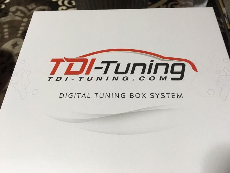 TDI Tuning CRTD4 TDI Tuning