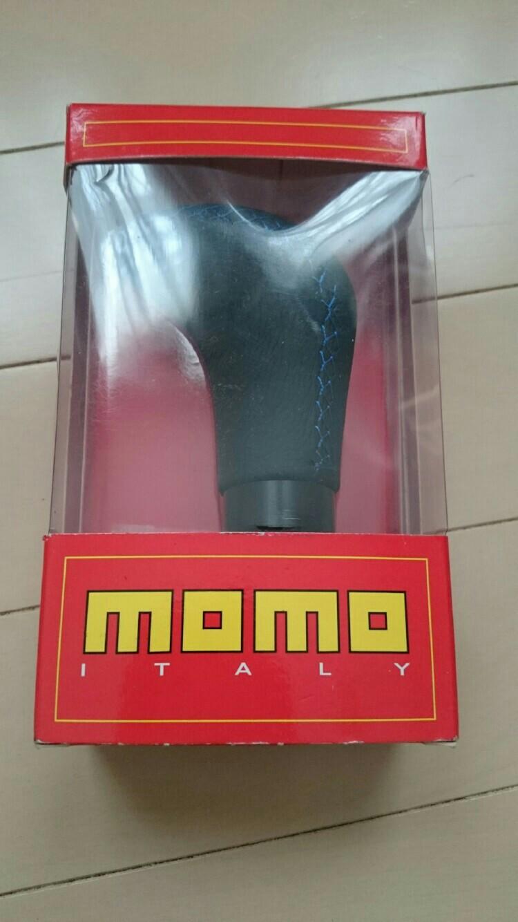 momo COMBAT EVO BLUE