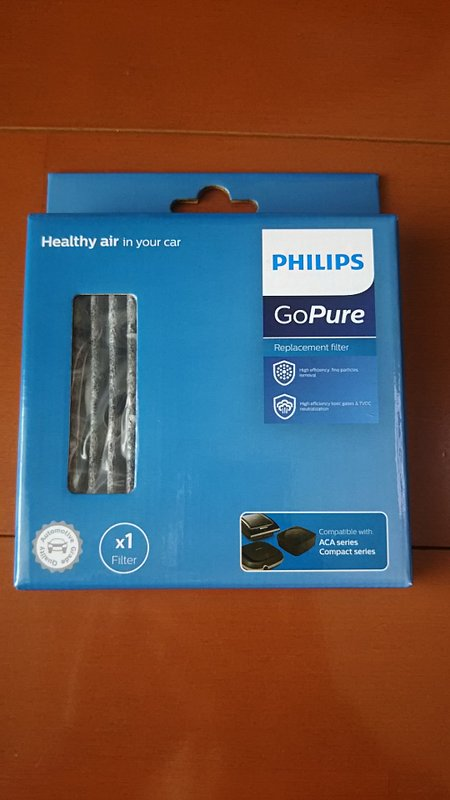 PHILIPS GoPure 交換用フィルター
