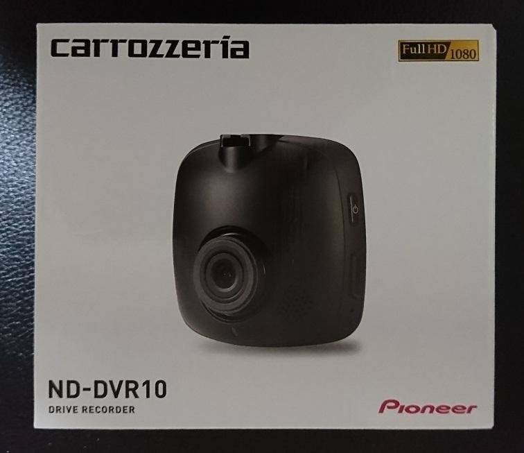 PIONEER / carrozzeria carrozzeria ND-DVR10
