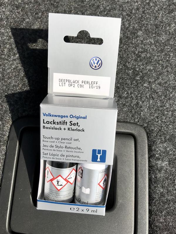 VW  / フォルクスワーゲン純正 タッチアップセット