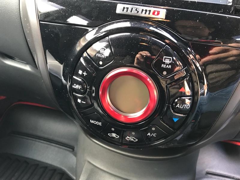 不明 BMW用ハンドルロゴメッキリングカバー