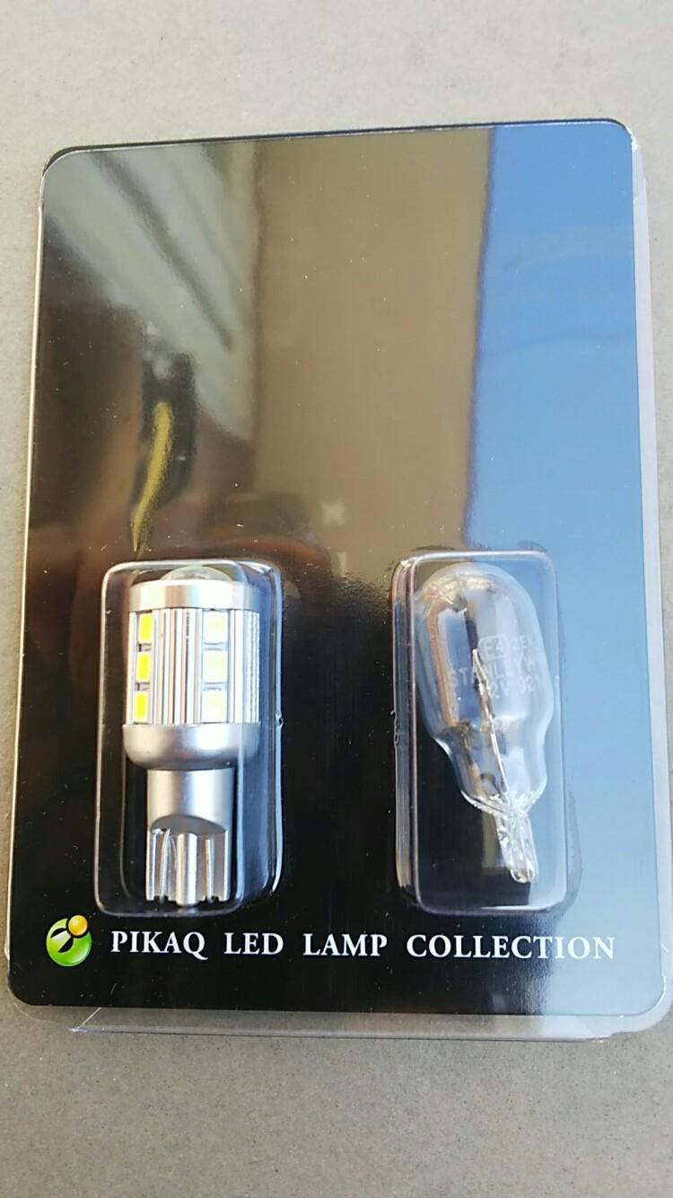 ピカキュウ T16 LED BACK LAMP BULB