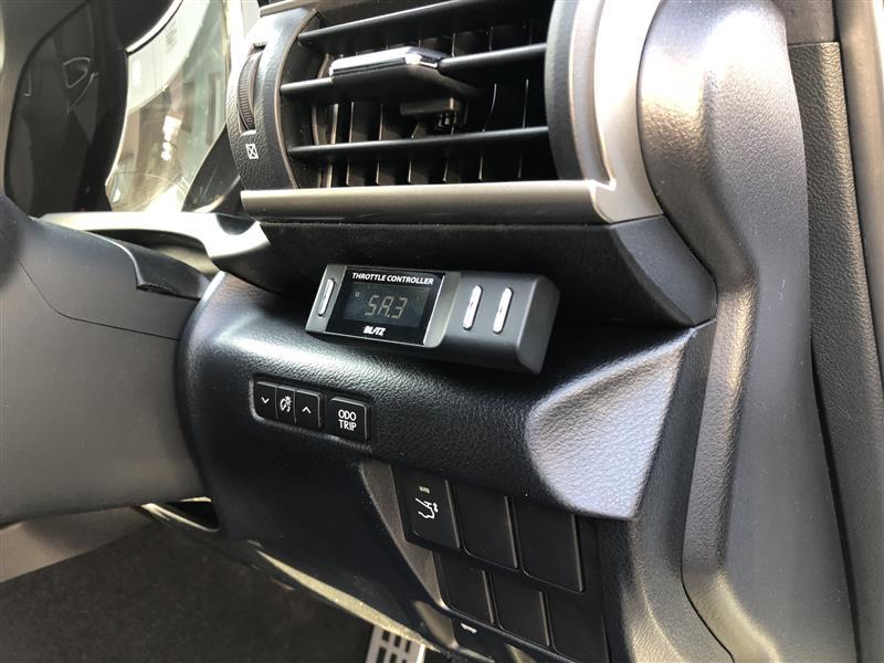 BLITZ THROTTLE CONTROLLER FULL AUTO PLUS