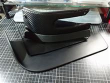 フレアクロスオーバーメーカー・ブランド不明 汎用GTカナードの単体画像