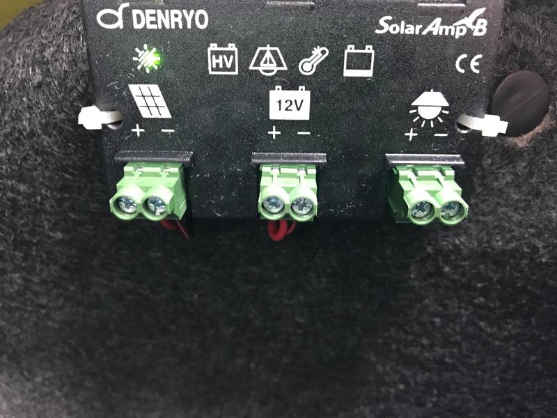 電菱 SA-BA10 チャージコントローラー