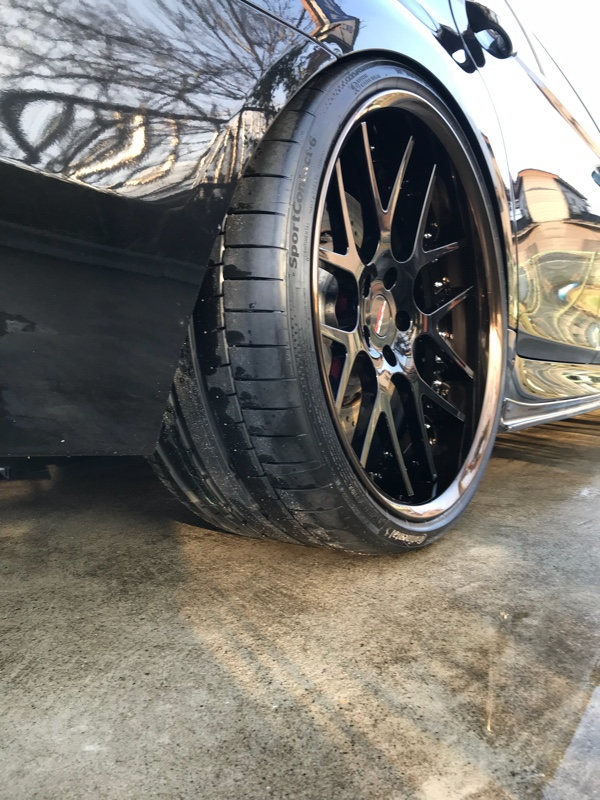 Continental ContiSportContact 6 295/25ZR21