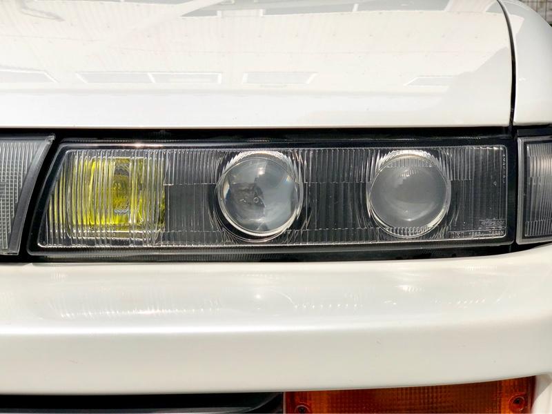 日産(純正) 前期純正オプション2連プロジェクターヘッドライト