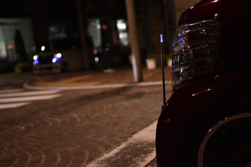 トヨタ純正 20セルシオ用電動コーナーポール