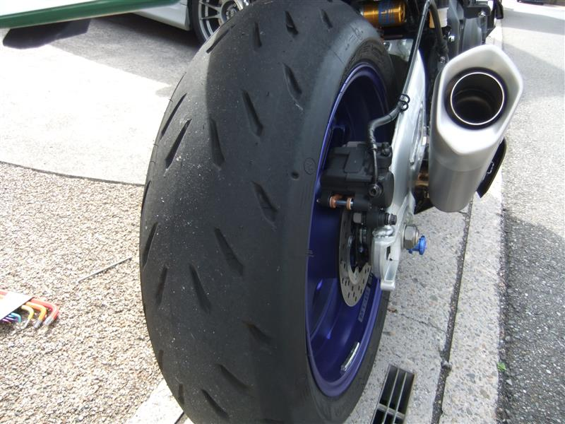 MICHELIN パイロット POWER RS