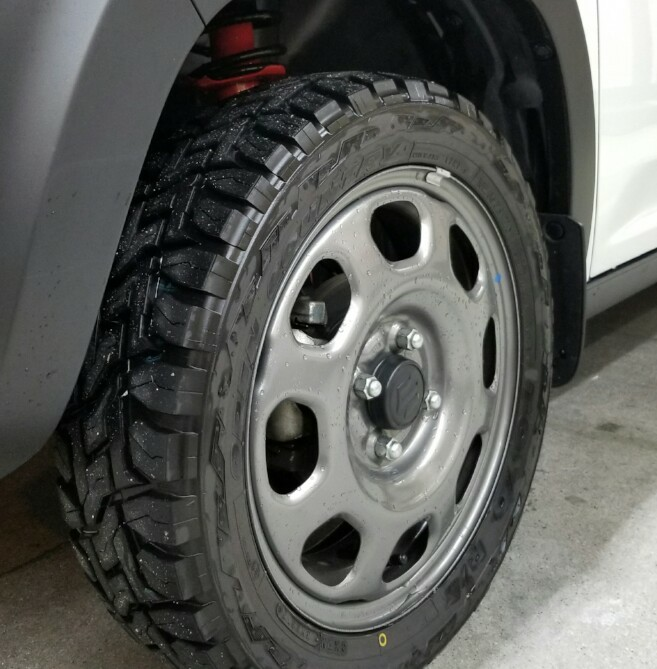 TOYO TIRES OPEN COUNTRY R/T 165/60R15