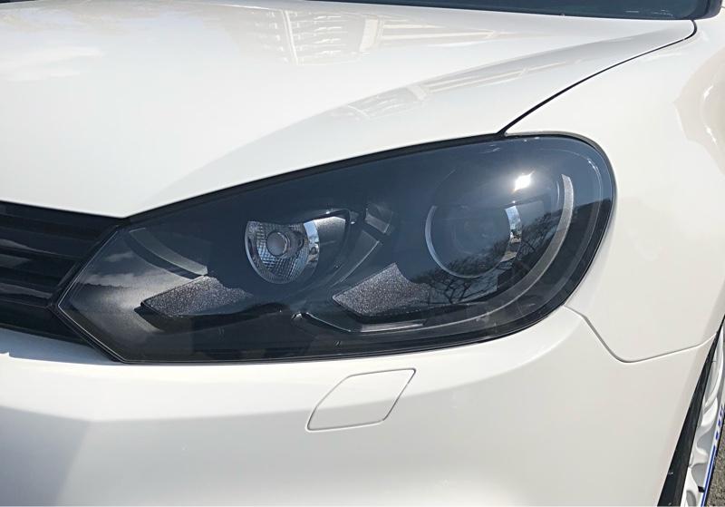 VW  / フォルクスワーゲン純正 インナーブラックヘッドライト