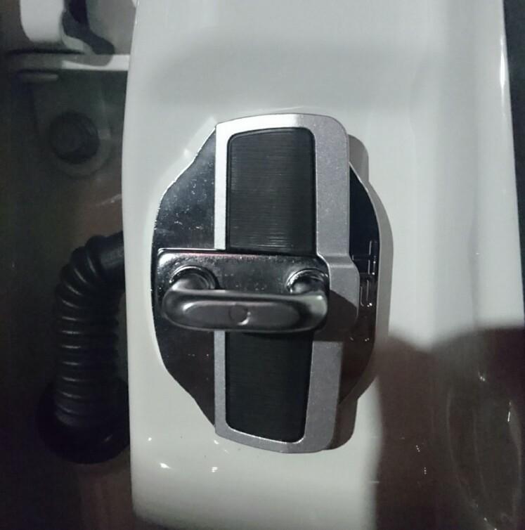 TRD / トヨタテクノクラフト ドアスタビライザー