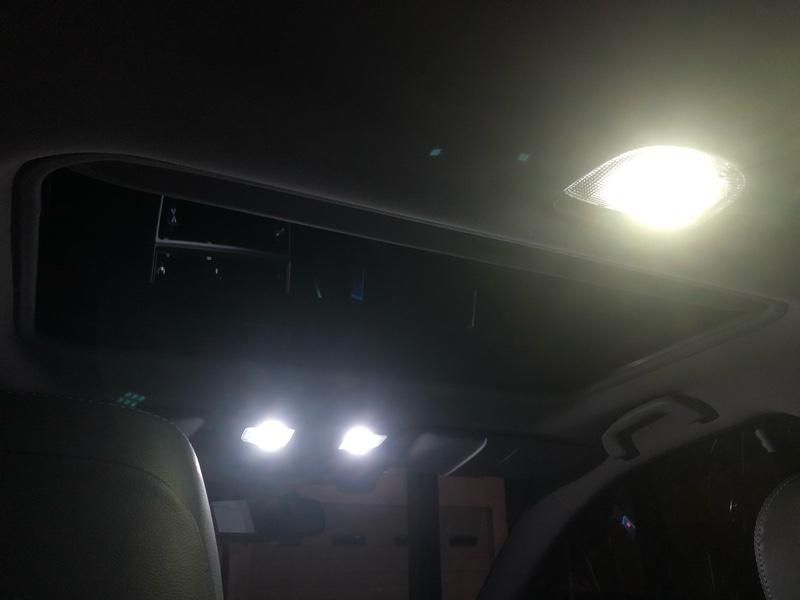CAR MATE / カーメイト GIGA LEDマップランプ3 ピュアホワイト 7000K / BW233