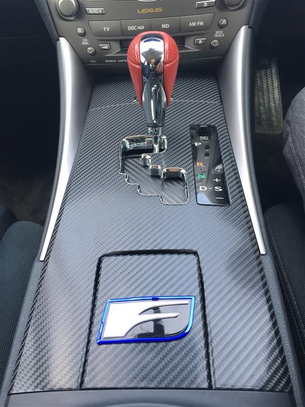 純正加工 4D カーボンシート ブラック
